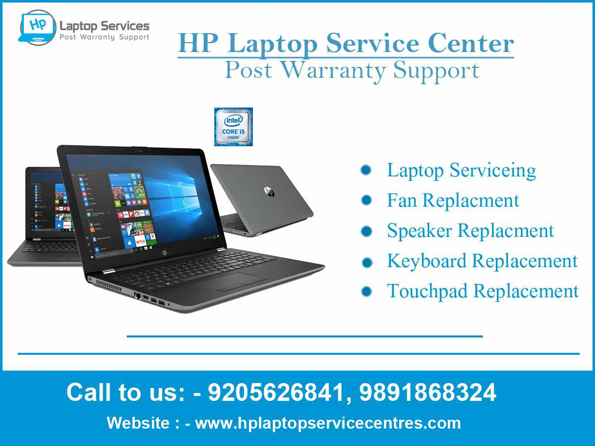 HP Service Center in Vikas Nagar