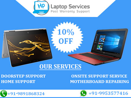 Hp Laptop Service Center Rajouri Garden