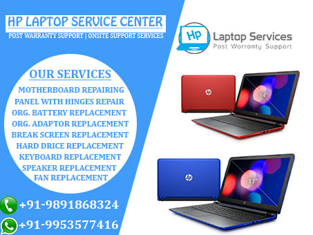 Hp Laptop Service Center Uttam Nagar