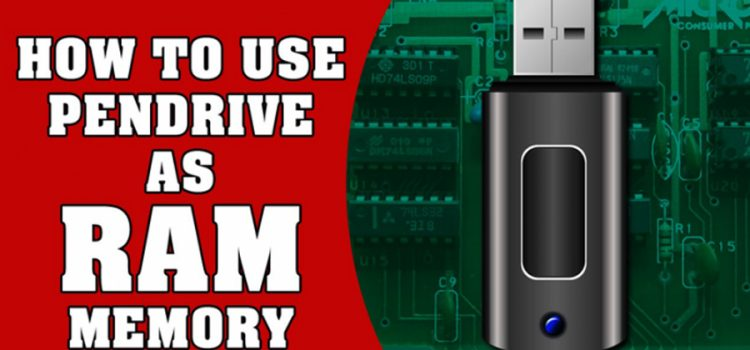 How You Can Expend RAM Using USB/Pendrive In Windows 8 & 10